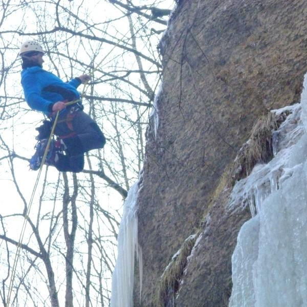 Cascades de glace – 26 février 2013