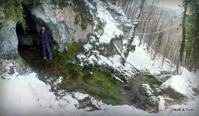 Grotte de Nouailles – 23 février 2013