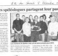 Articles de presse 2009