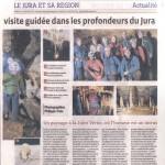 Baume du Coudrier  – Arbois (39)