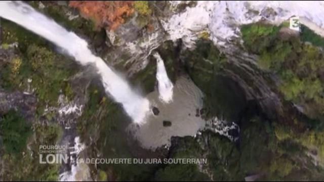 À la découverte du Jura souterrain…