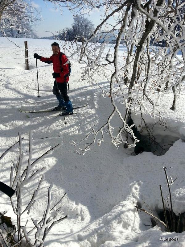 Mont d'Or / Randonnée à skis nordiques – 15 mars 2013