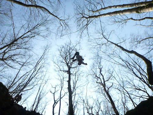 Journée technique spéléo à la Grande Doline – Dimanche 25 mars 2012